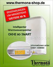 OKHE 80 SMART Warmwasserspeicher, elektrischer Brauchwasserspeicher, Boiler