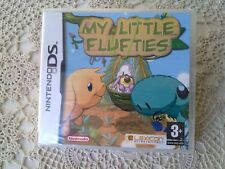 My little flufties. Nintendo DS