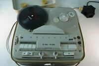 Grundig TK 40 Tonbandgerät mit Röhrenverstärker Vintage Pro-544