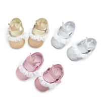 Baby Girls Princess Shoes Newborn Infant Baby Casual First Walker Toddler Shoes