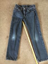 Boys LEVI'S 514 jeans size 29x30 great condition