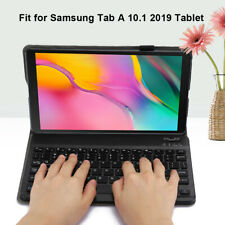 Tablet Case Stand Cover w/ Bluetooth Keyboard for Samsung Tab A 10.1 2019 PC RHS