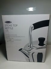Stellar Stove Top Kettle 1.7l never used - Fast shipping