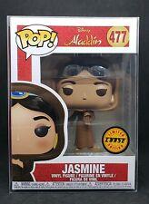 Funko Pop! Disney #477 Aladdin Jasmine  ***Chase / Mint***