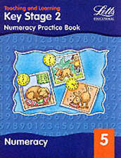 KS2 Numeracy Practice Book: Year 5 (Letts Primary Activity Books for Schools): N