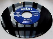 James Brown So Long / Dancin Little Thing 1964 King 5876 Soul 45rpm Strong VG+