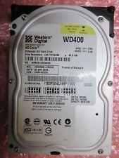 "40GB Western Digital  WD400BB 3.5"" IDE PATA Internal Hard Disk - Cleaned+Tested"
