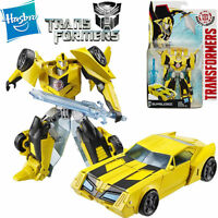 TRANSFORMERS GENERATIONS ROBOTS IN DISGUISE BUMBLEBEE ROBOT TRUCK CAR TOY SET