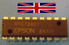 SRM2114C25 SEIKO EPSON 18 PIN DIP CMOS 4K bit SRAM NOS
