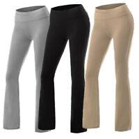 Women Slim Yoga Fitness Leggings Gym Stretch Sport Pants Trousers Fashion Hot