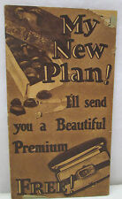 Vintage Normandy Chocolate Sales Catalog Merchandise Home Supply Co. NY USA Old