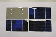 4KW Almost Whole Broken 3x6 Solar Cells DIY Solar Panel