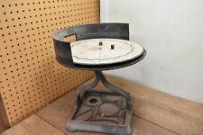 Antique L. E. Knott Apparatus Company Boston Scientific Instrument Cast Iron