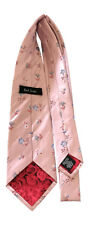 Paul Smith Mainline Pink Floral Classic Tie