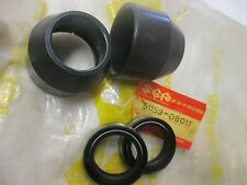 Suzuki TS90 ts100 TC90 RV125  nos dust seal and fork seal set 2  51173-25010