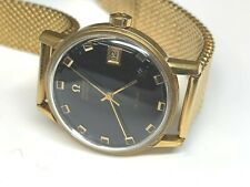 Omega vintage Serviced DeVille Watch Swiss Automatic date.1020  5491