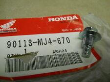 Honda NOS NT650, ST1100, VF1000, Flange Bolt (6x16) # 90113-MJ4-670    D