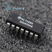 Motorola MC1488P  IC *10 Stück* *Neu*