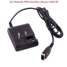 Nintendo DS NDS Gameboy Advance GBA SP black US Home Wall Charger AC Adapter