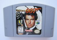 GoldenEye 007 Nintendo 64 N64 Authentic OEM Video Game Cart James Bond Rare GOOD