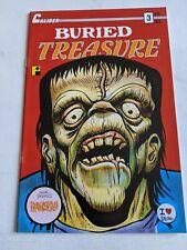 Buried Treasure #3 August 1990 Caliber Press Comics