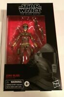 "STAR WARS ZORII BLISS BLACK SERIES 6"" ACTION FIGURE IN STOCK NEW RARE MIB"