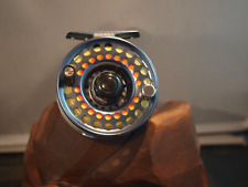 ROSS EVOLUTION 1.5 Fly Reel with RIO GOLD WF5 New LIne - Excellent