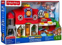 Fisher Price Little People Caring for Animals Farm Deluxe Toy Playset 1-5Y