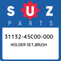 31132-45C00-000 Suzuki Holder set,brush 3113245C00000, New Genuine OEM Part