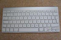 Apple Wireless Keyboard Replacement Key Keys A1314 A1255 A1242 ALL KEYS!!!