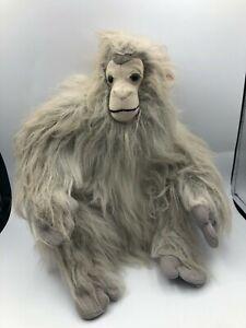 Applause World Wildlife Fund WWF Japanese Snow Monkey Plush Stuffed Toy Animal