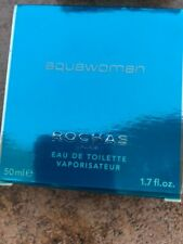 Rare perfume Aquawoman Rochas 50 ml. EDT