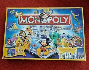 Monopoly THE DISNEY EDITION - Complete.