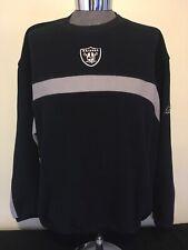 Oakland Raiders Sweatshirt & Flag