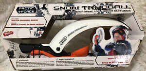 Wham-O Artic Force Snow Tracball Game Snowball Maker New In Box Free Shipping