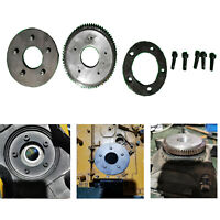 Metall Rotary Gear Support Plate Set for 1&18 Huina 580 Excavator LKW RC Bagger