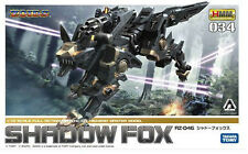 Zoids Kotobukiya HMM 034 RZ-046 Shadow Fox Mint in Box