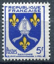 FRANCE TIMBRE NEUF N° 1005 ** ARMOIRIES SAINTONGE
