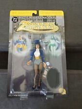 Zatanna Mages Mystics Magicians Action Figure MOC 2000 DC Direct