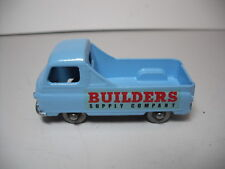 Lesney Matchbox #60A V2 Morris J-2 Pickup.Builders Supply SilverPW RESTORED NM