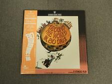 Around the World in 80 Days - Laser Disc - OBI JAPAN LD 2discs