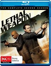 LETHAL WEAPON 2 (2017-2018):TV Action Spinoff Season Series - NEW Au RgB BLU-RAY