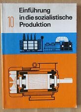 DDR Lehrbuch Klasse 10 ESP Elektrotechnik RELOG GEKO Relais Schutzgas Kraftwerke