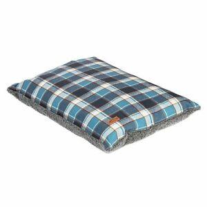 Danish Designs Fleece Check Duvet Dog bed
