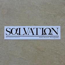 SALVATION AlphaOmega - Premium TMR Sticker
