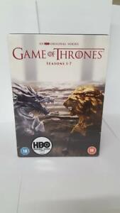 Game of Thrones: The Complete Seasons 1-7 DVD USED