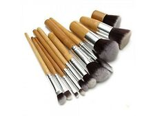 11pcs. make up brushes
