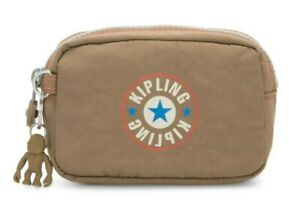 Kipling GLEAM S Small Multi-use Toiletry Bag - Sand Block
