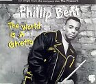 Phillip Bent ‎Maxi CD The World Is A Ghetto - Germany (EX+/EX+)