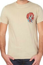 tee-shirt manches courtes ED HARDY beige taille XL - neuf